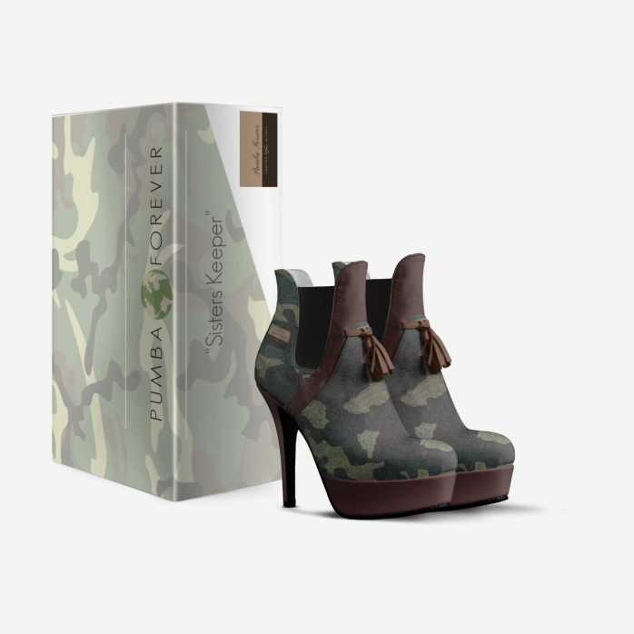 Pumba Forever-shoes-with_box camouflage